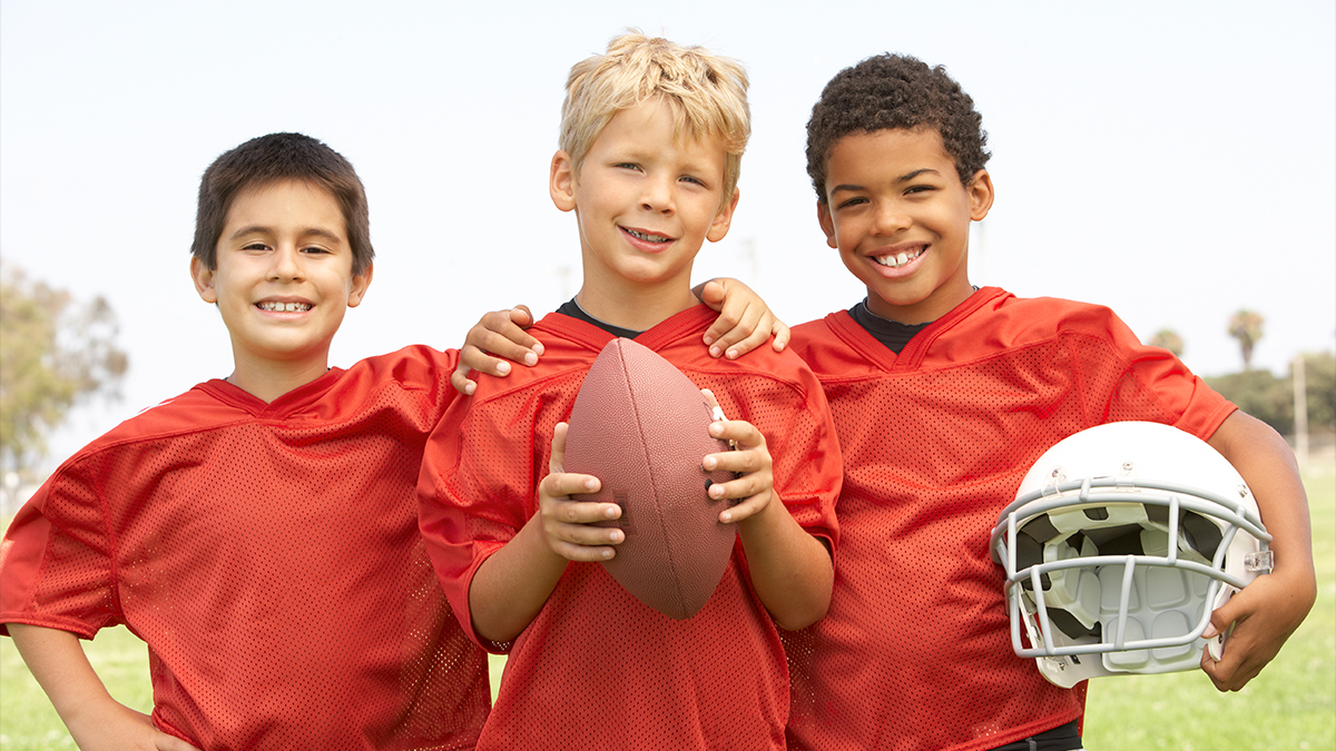 Youth Sports and Columbus Lions Football Clinic: CANCELED