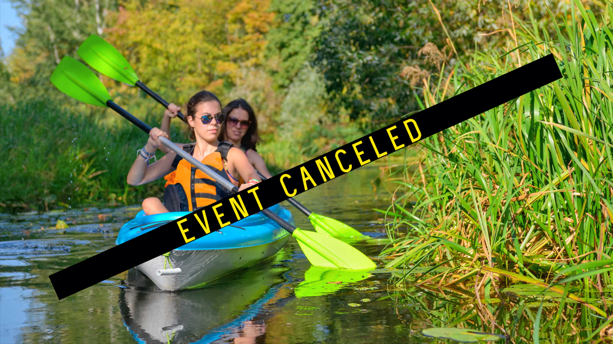 Kayak the Hooch: CANCELED