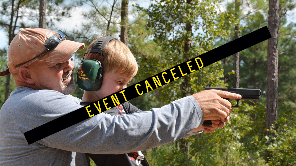 Youth Sportsmen's Day: CANCELED