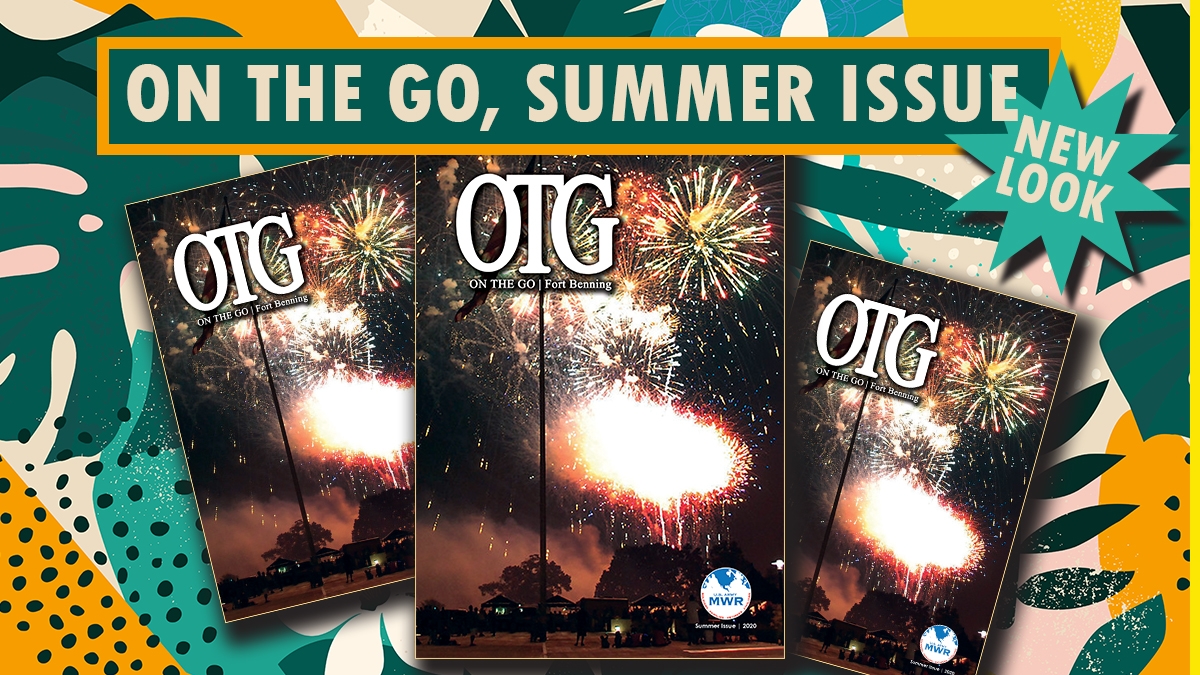 On the Go, Summer Issue