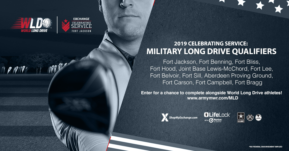 Military Long Drive Qualifier
