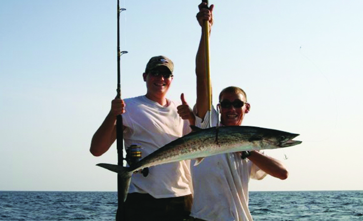 Book a Fishing Trip Today!