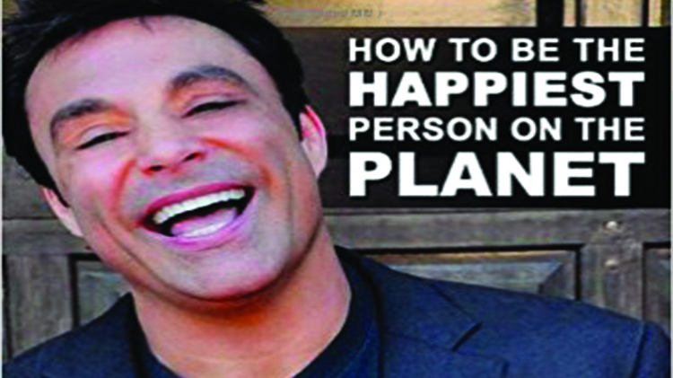 How to Be the Happiest Person on the Planet