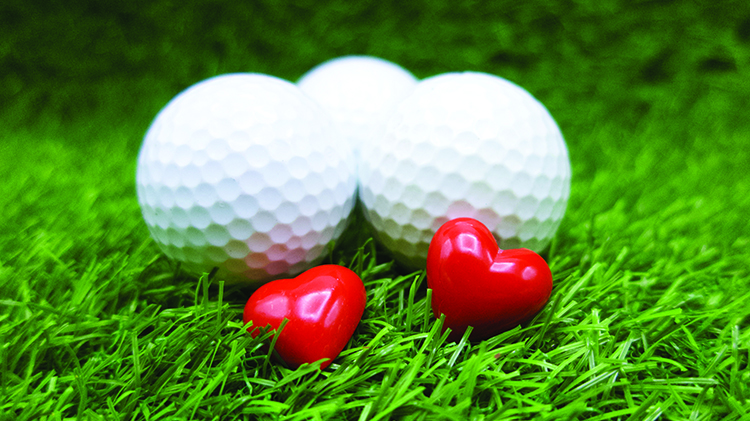 Valentine's Day Golf Special