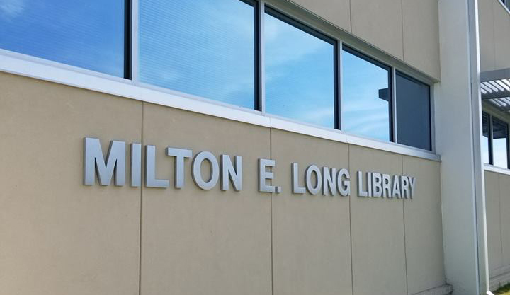 Long Library Open House