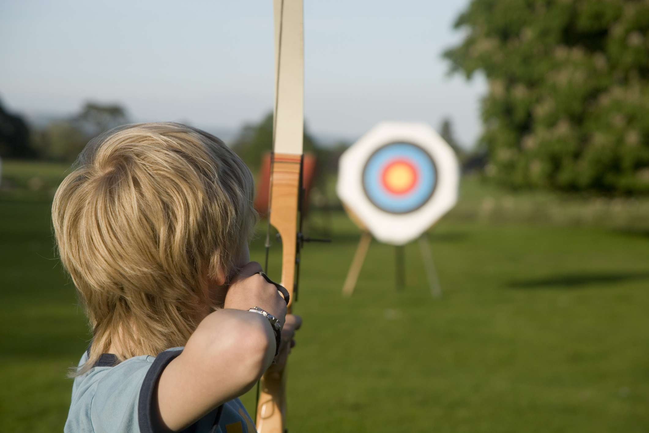 Youth Archery Clinic