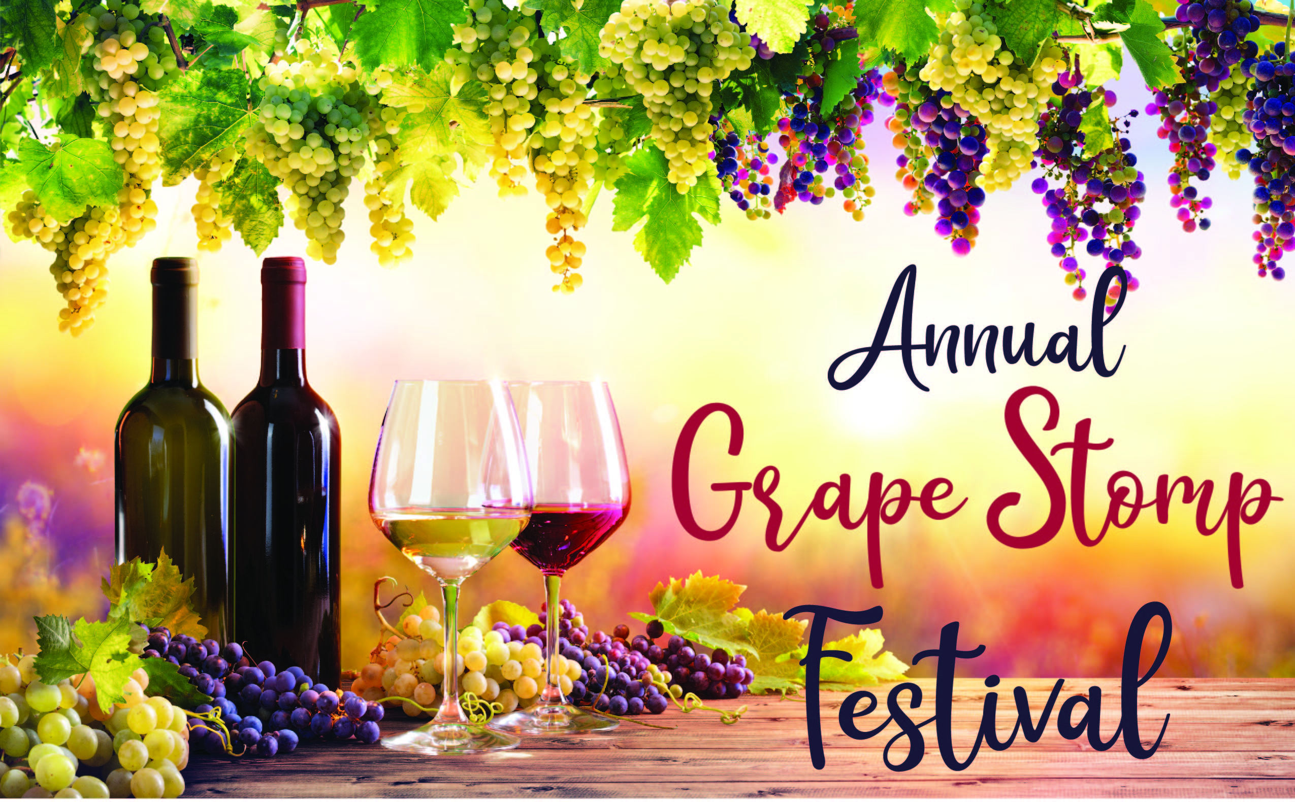 Annual Grape Stomp Festival
