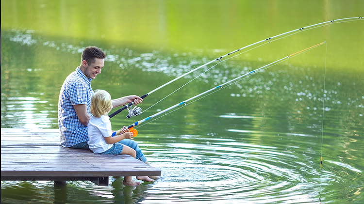 Free Family Fishing Night