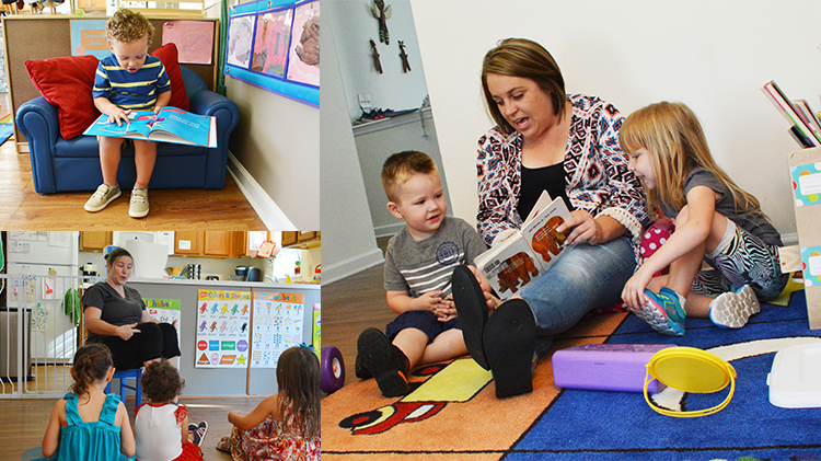 Become a Family Child Care Provider!