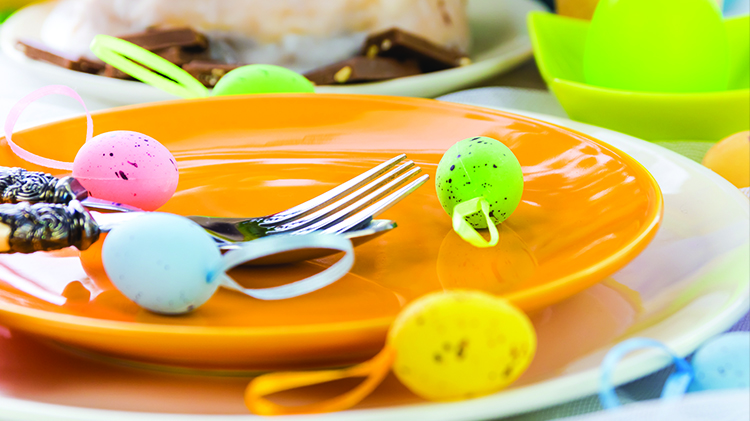 Easter Brunch at Benning Club