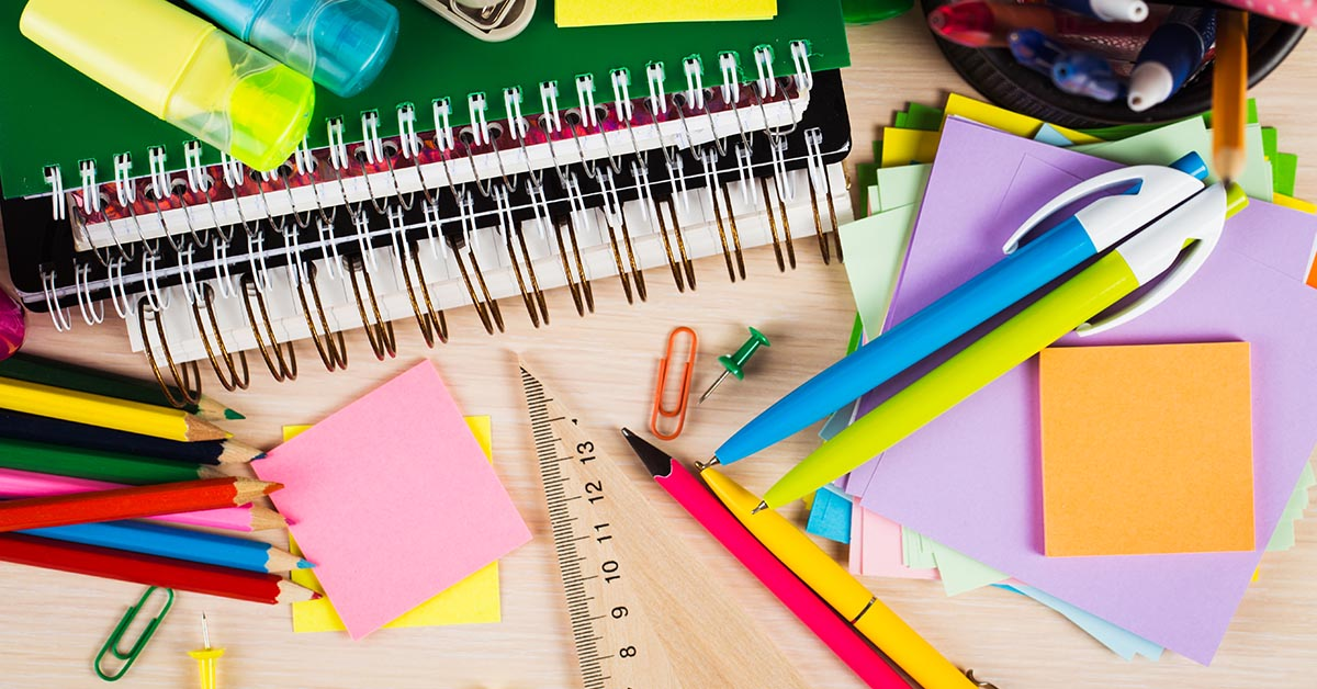 Last Call Before Fall – School Supplies Giveaway