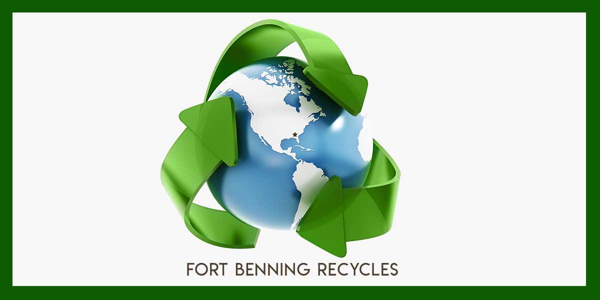 Fort Benning Recycles